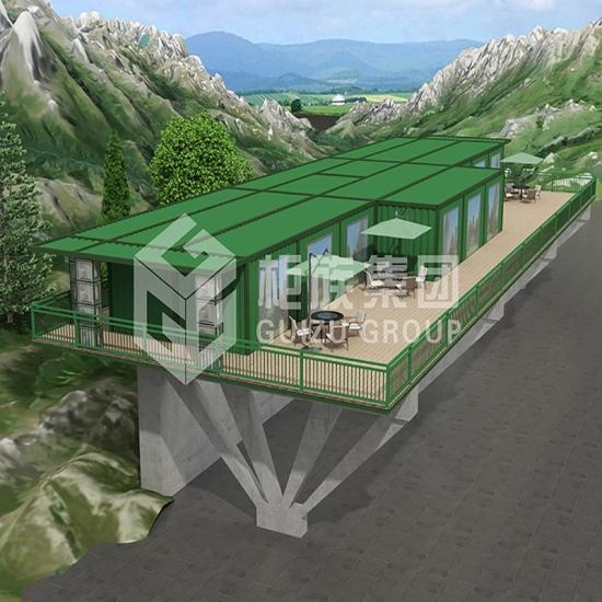 Holiday Container Hotel