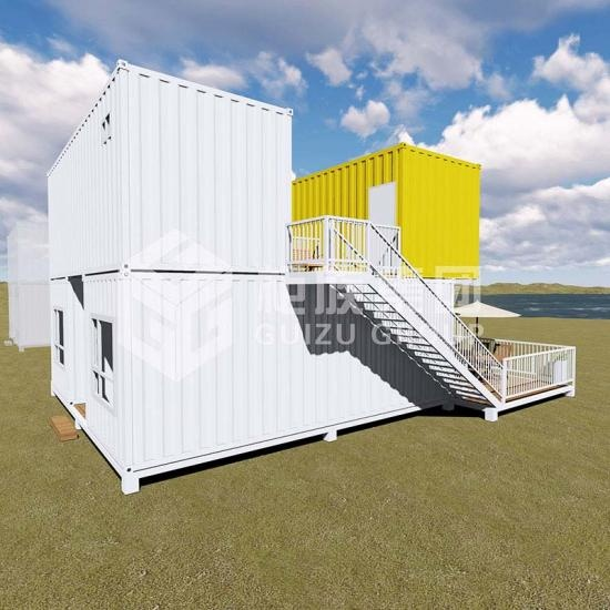 Prefab Shipping Container Hotel